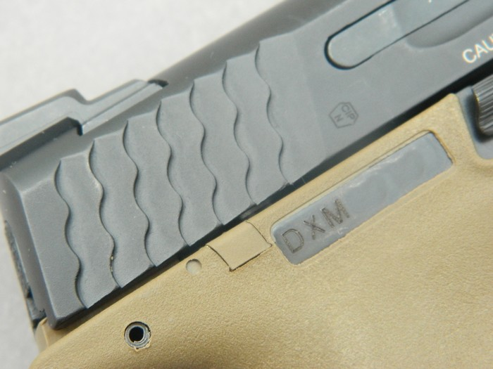 Smith& Wesson M&P 9 Flat dark Earth Carry and range Kit 1510