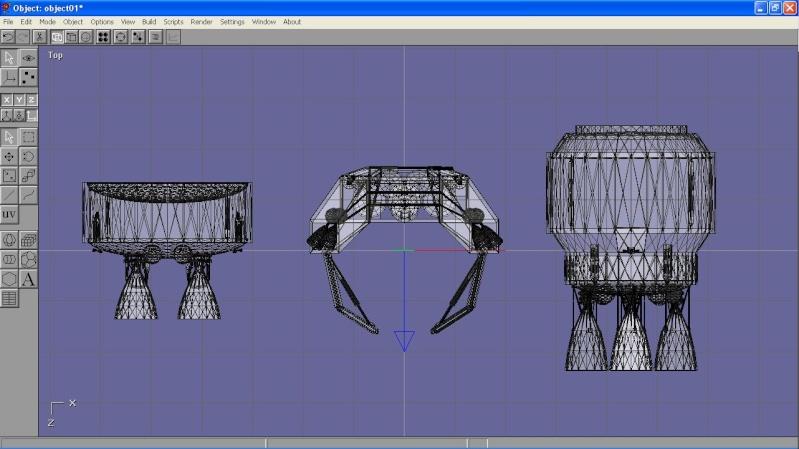 Habitat lunare gonfiabile Artemis - Sviluppo Compar10