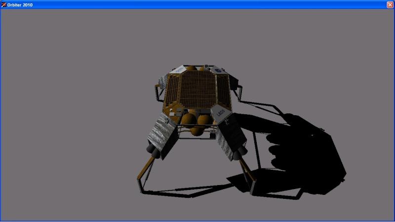 Habitat lunare gonfiabile Artemis - Sviluppo Lbds_b11