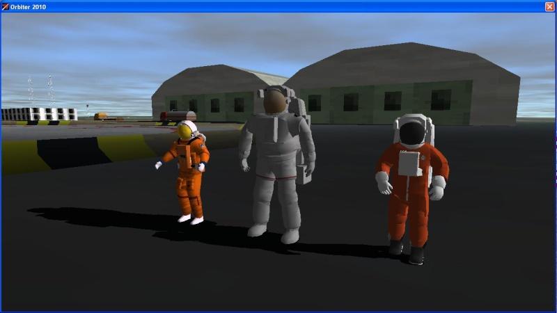 Habitat lunare gonfiabile Artemis - Sviluppo Ummi10