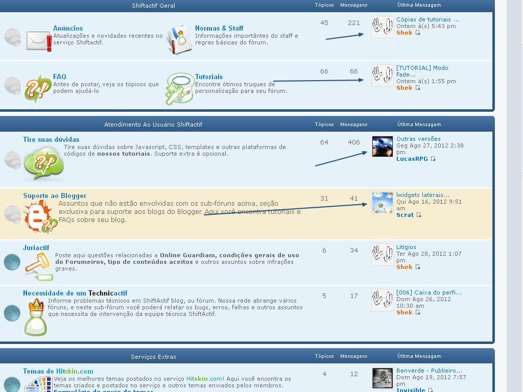 [TUTORIAL] Avatar no index dos fóruns Result11