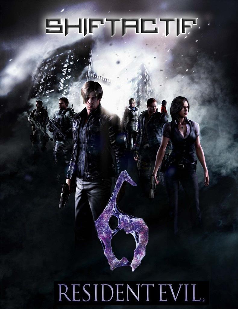 ShiftActif comemora a estréia de Resident Evil 6 ! Shifta10
