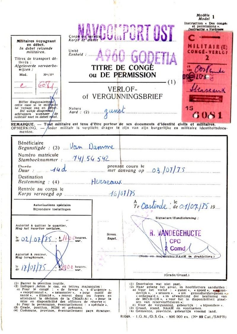 le Livret Militaire Godeti14