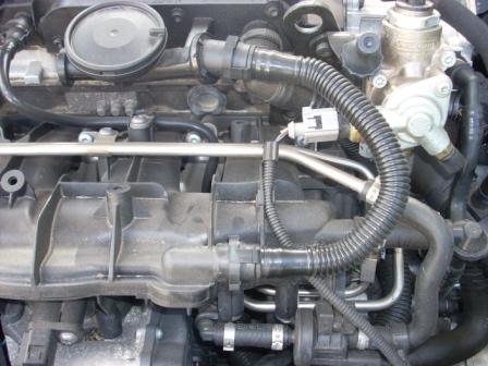 mano turbo Durite10