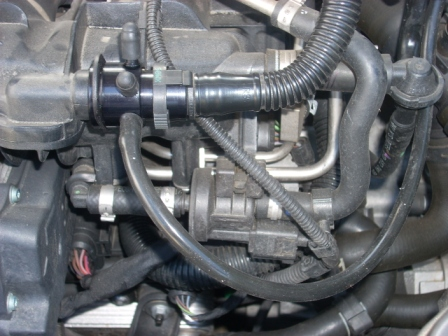 mano turbo Durite11