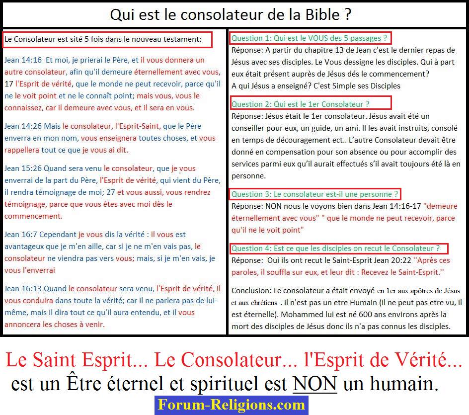 """JESUS annonce l'Esprit de Vérité """" Le Paraclet """"  Paracl11"""