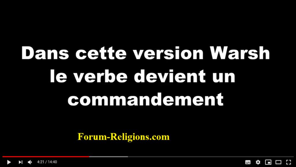 Le Coran et ses différentes Versions ! Versio12