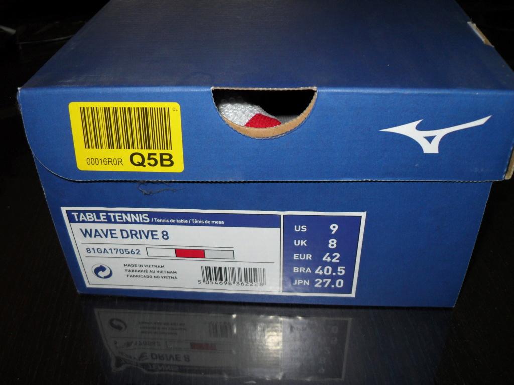 mizuno wave drive 8 Sdc12858