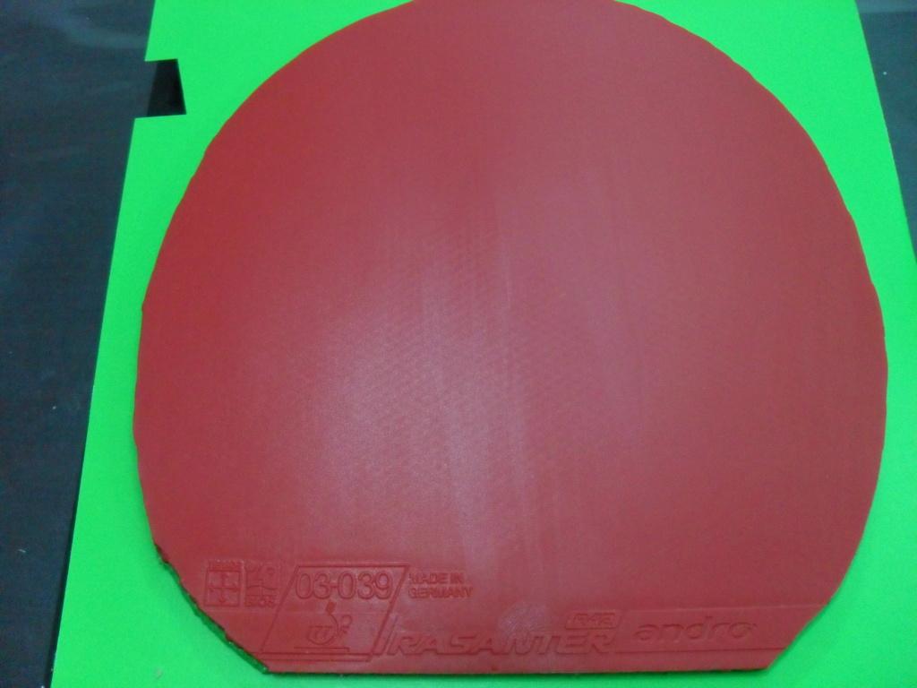 andro rasanter R42 rouge 2mm Sdc12932