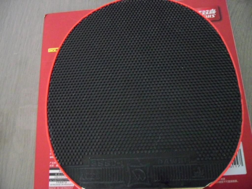Dawei 388 d1 professionnel 0.8 noir Sdc13014