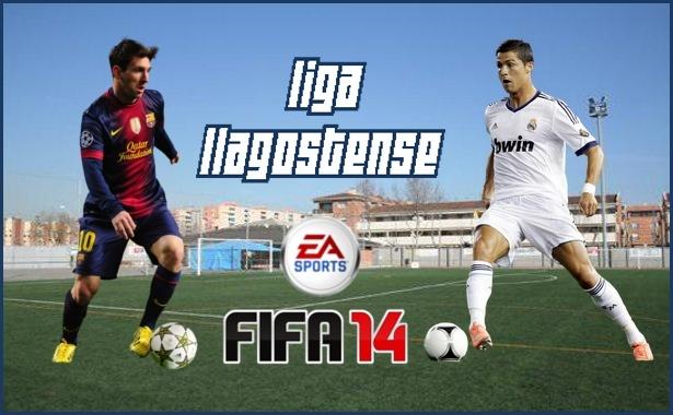 | Jugones League | FIFA 14 |