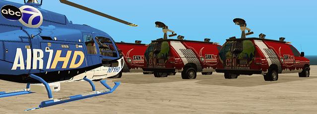 [Pack San News] Newsvan et News Chopper Rrrrrr11