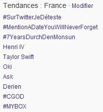 """[INFO] Tokio Hotel en """"trending topic"""" sur Twitter !  - Page 3 31084810"""