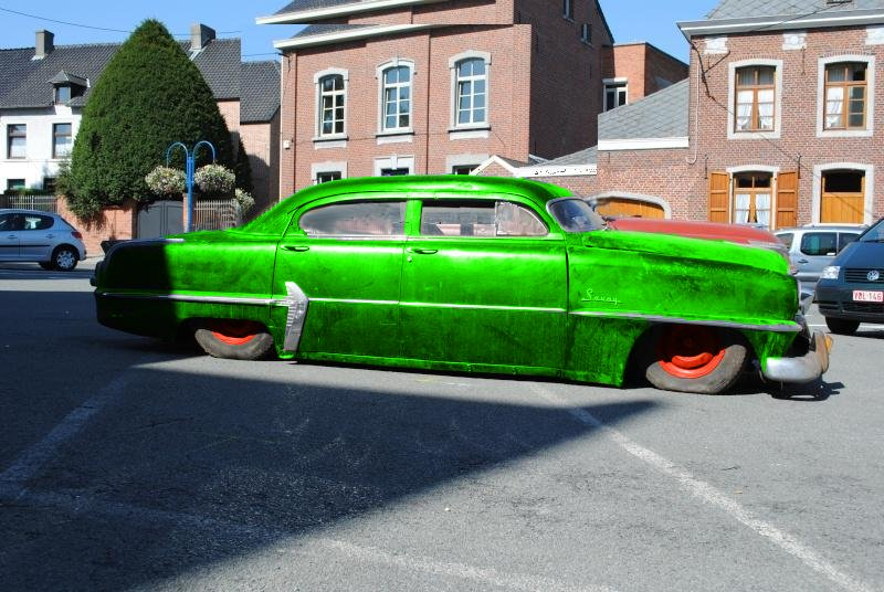 Plymouth '54 La LIMACE ECRASEE by BARE METAL GARAGE - Page 4 Plym_010