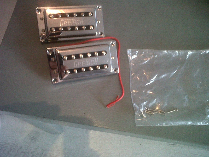 Paires de micros G5120 et Squier Telecaster Affinity Img00914