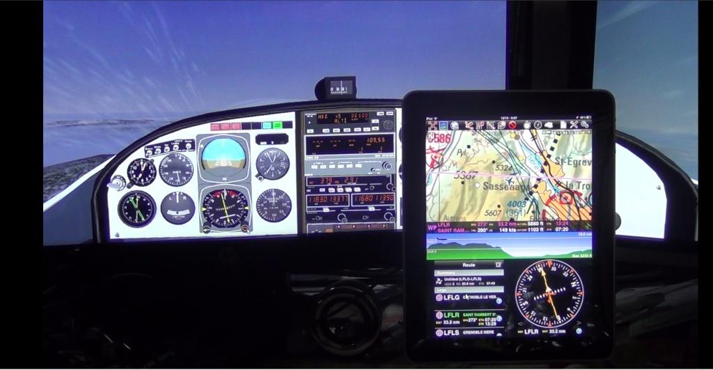 IPAD GPS navigation Captur11