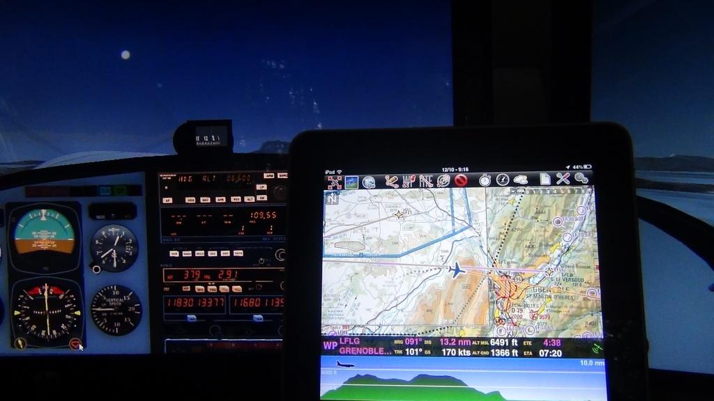 IPAD GPS navigation Dsc00210