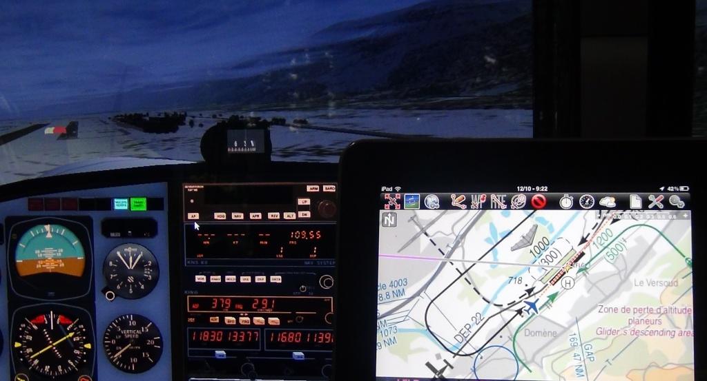 IPAD GPS navigation Dsc00211