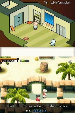 Les jeux méconnus de la DS Contac10