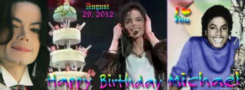 Happy Birthday dear Michael! 18209810