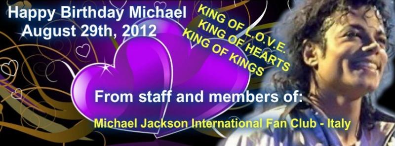 Happy Birthday dear Michael! 18508010
