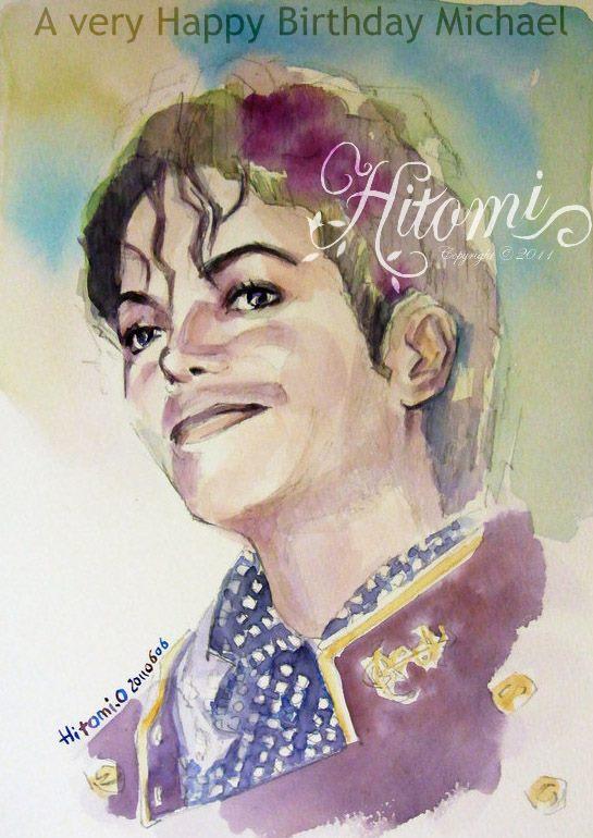 Happy Birthday dear Michael! 20711910