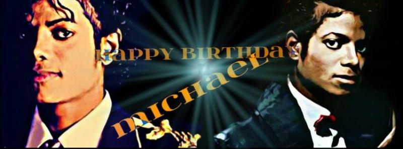 Happy Birthday dear Michael! 21550910