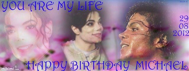 Happy Birthday dear Michael! 21789910