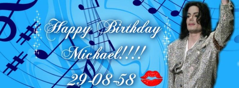 Happy Birthday dear Michael! 22193110