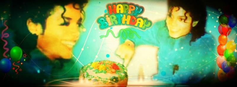 Happy Birthday dear Michael! 22429410