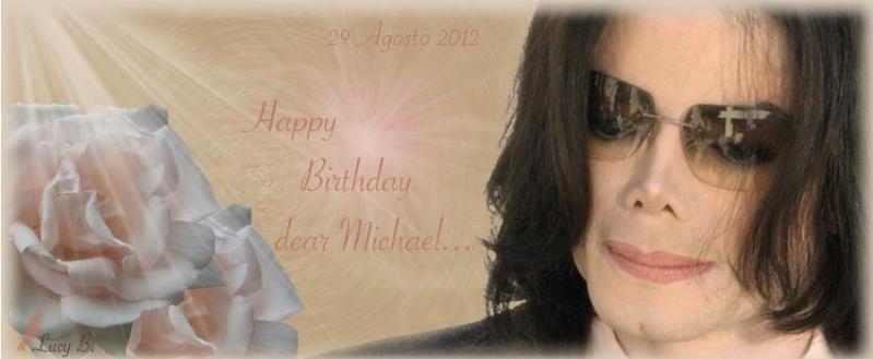 Happy Birthday dear Michael! 22842710