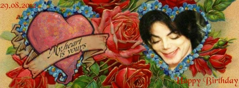 Happy Birthday dear Michael! 24693410