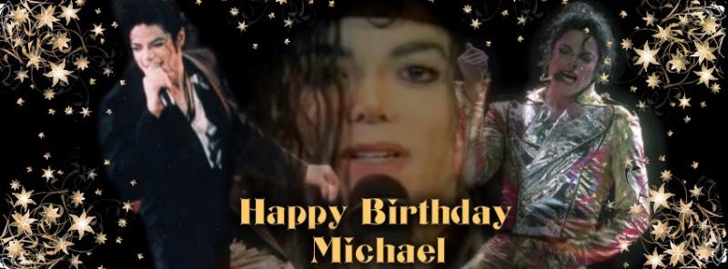 Happy Birthday dear Michael! 29302810