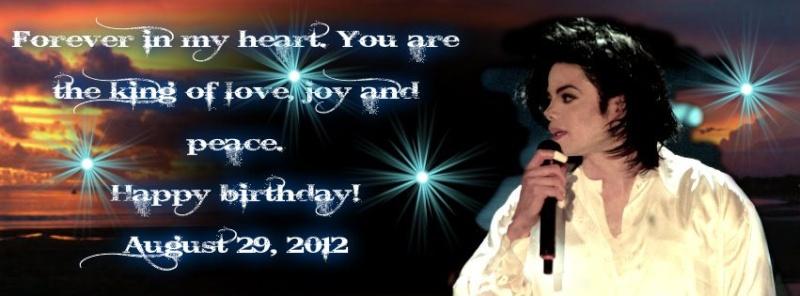 Happy Birthday dear Michael! 29590010