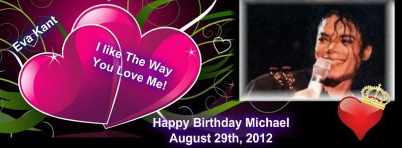 Happy Birthday dear Michael! 37714010