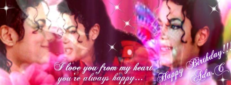 Happy Birthday dear Michael! 37833810