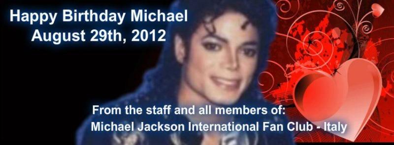 Happy Birthday dear Michael! 38694110