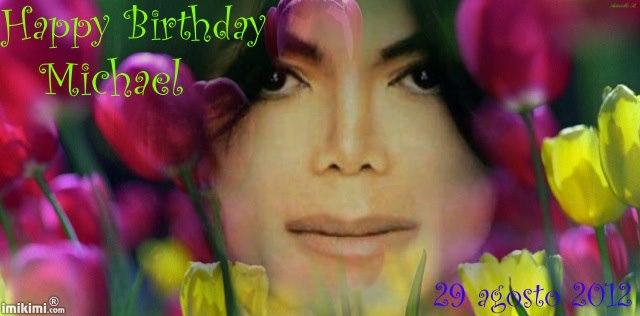 Happy Birthday dear Michael! 39445310