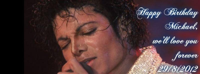 Happy Birthday dear Michael! 40826010