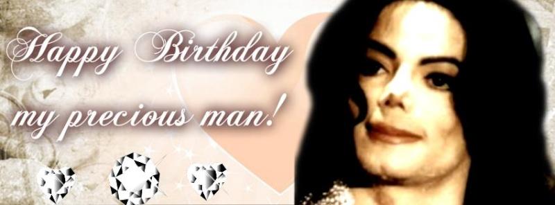 Happy Birthday dear Michael! 41845010