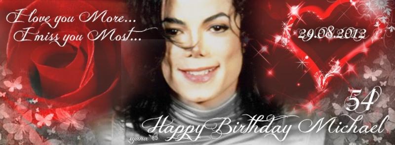 Happy Birthday dear Michael! 41883210