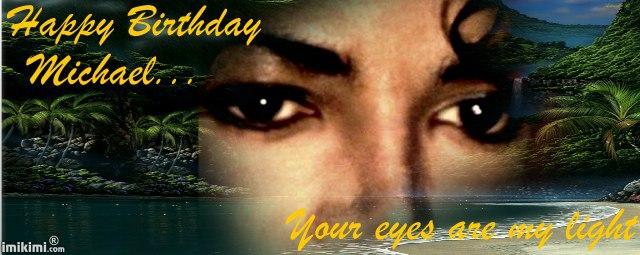 Happy Birthday dear Michael! 42166010