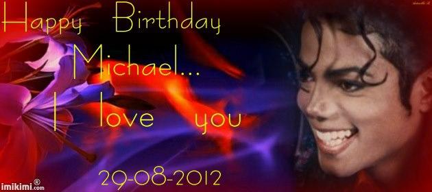 Happy Birthday dear Michael! 42218310