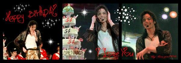 Happy Birthday dear Michael! 42735410