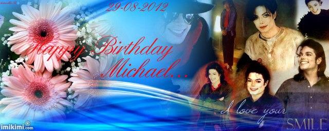 Happy Birthday dear Michael! 42887110