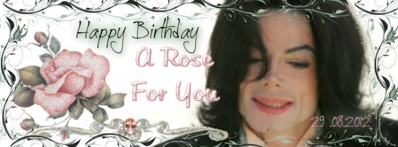 Happy Birthday dear Michael! 43032410