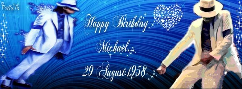 Happy Birthday dear Michael! 54655210