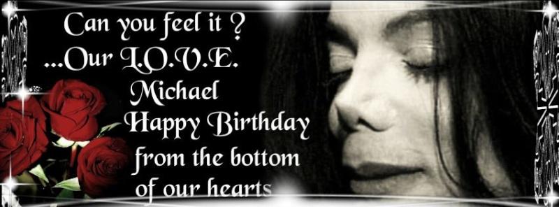 Happy Birthday dear Michael! 54728210