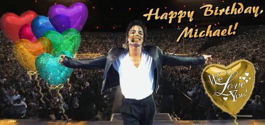 Happy Birthday dear Michael! 54954010
