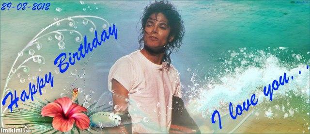 Happy Birthday dear Michael! 54958510